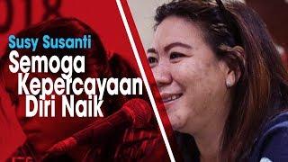 Timnya Melaju ke Semifinal Piala Sudirman 2019, Susy Susanti: Semoga Kepercayaan Diri Mereka Naik