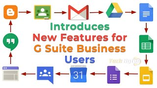 Google Introduces New Features for G Suite Business Users | TECHBYTES