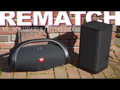 External Review Video pnbqdEPUwZc for JBL Boombox 2 Wireless Speaker
