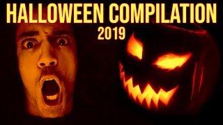 Video di Halloween EPICO *finito male* COMPILATION 2019 - RichardHTT
