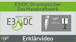 E3/DC Stromspeicher - Das Erklärvideo