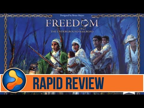 Freedom: The Underground Railroad Rapid Review - Final Thoughts, No Gameplay