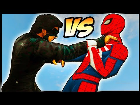 Krrish Vs Spiderman - Who would Win in a Fight ?? | EPIC Battle
