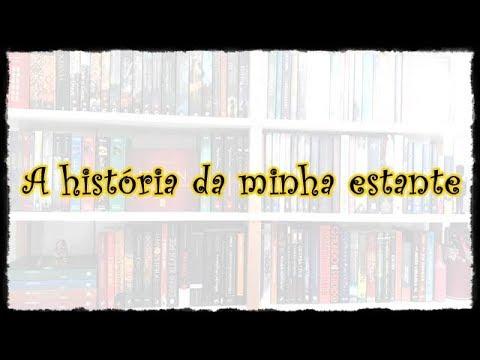 A história da minha estante | VEDA #11 | Um Livro e Só