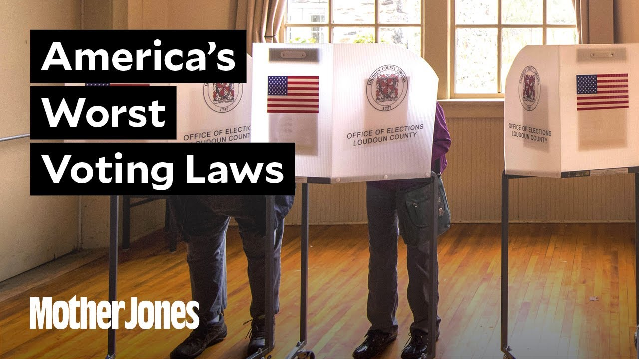 Here Are the Country's Worst Voter Laws thumbnail