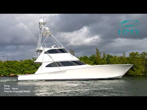 Viking 70 Enclosed Bridge video