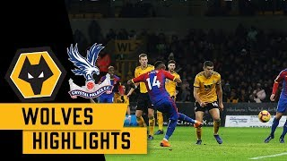 Match Highlights | Wolves 0-2 Palace