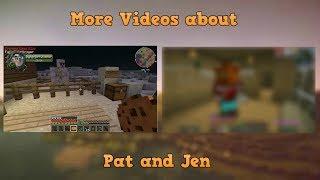 SCREAMO CATS!   5 Funny Moments of Pat & Jen (Part 18)