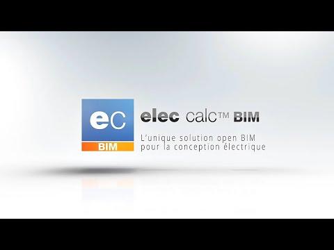 Licence perpétuelle elec calc BIM - HT/BT - norme REBT
