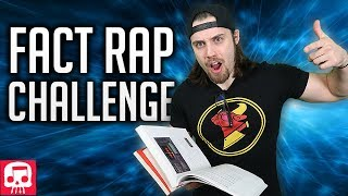 FACT RAP CHALLENGE by JT Music (Fun Fact Song)