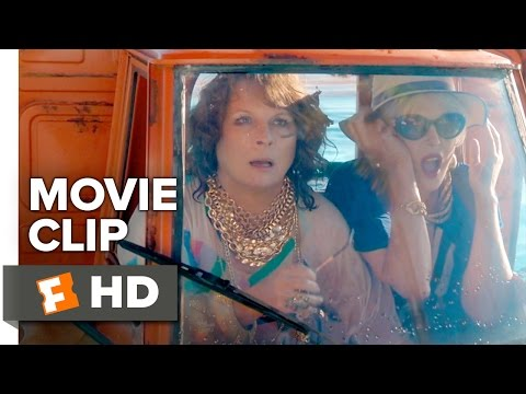Absolutely Fabulous (Clip 'Tiny Car Chase')