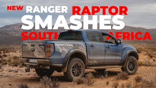 Raptor Smashes Karoo! S02,E01