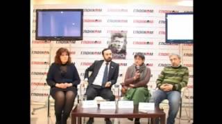 Пресс-конференция  «Убийство Немцова  Год спустя»