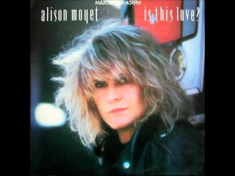 "Alison Moyet - Is This Love? 12"" L.A. Mix Extended Maxi Version"