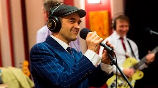 Cherry Poppin' Daddies 'Come Fly With Me' | Live Studio Session