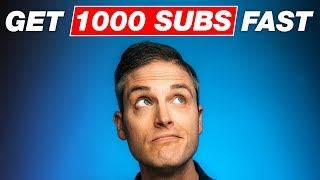 How to Get Your First 1000 Subscribers on YouTube — 5 Tips