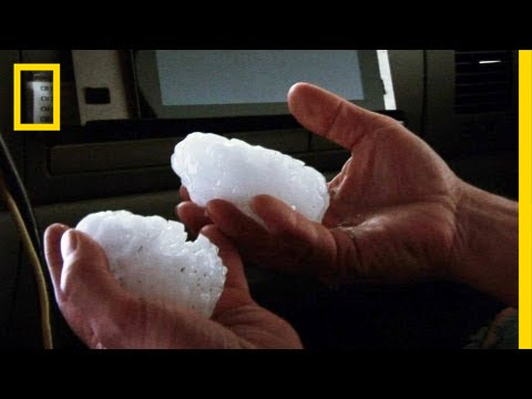 Inside a Baseball-Sized Hailstorm | National Geographic thumbnail