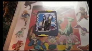 How To Make Custom Dinosaur King Anime Cards