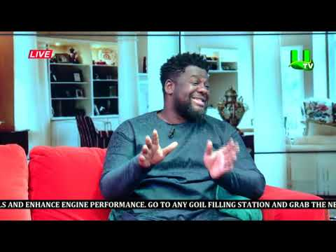 UNITED SHOWBIZ WITH EMPRESS NANA AMA MCBROWN          08/08/2020