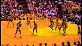 1985-86 Boston Celtics @ Los Angeles Lakers (2nd Half)
