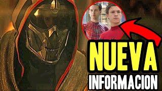 INCREÍBLE Taskmaster vs Black Widow análisis y NUEVA info de MORBIUS! multiverso Spiderman
