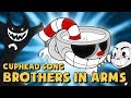 Cuphead Song brothers In Arms Lyric Video Dagames