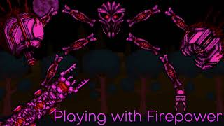 """Terraria Calamity Mod Music - """"Playing With Firepower"""" - Theme Of The Mechanical Bosses"""