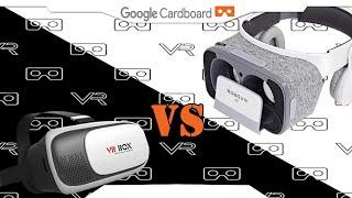 A Qualidade do BOBO Z5 e melhor que do VR BOX ?!
