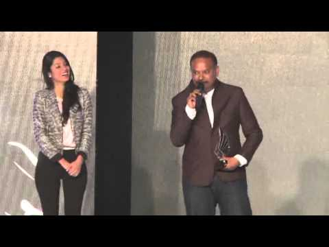 Venkat Prabhu - AUDI RITZ ICON AWARDS (Chennai Edition) - 2014