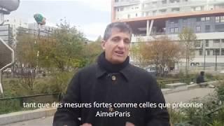 Serge Federbusch dans l'enfer des bidonvilles parisiens (Porte d'Aubervilliers)