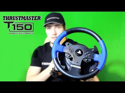 Обзор Thrustmaster T150 Force Feedback