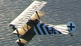Fokker Dr.1 Kirschstein Dazzle Camouflage