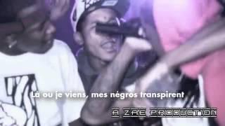 Lil Reese feat Lil Durk Fredo Santana - Beef (Traduit En Francais)