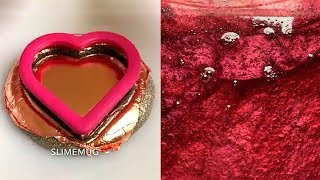The Most Satisfying Slime ASMR Videos 🍩 New Oddly Satisfying 2018