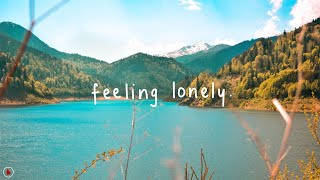 boy pablo - Feeling Lonely (Lyrics) - YouTube