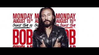 14 BOB SINCLAR Teaser 15 08 2016 at NIKKI BEACH Saint Tropez