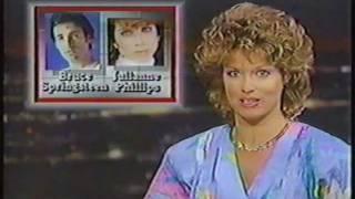 Bruce Marries Julianne   Wedding News 1985