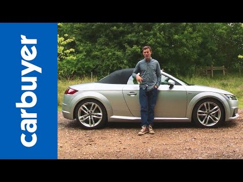 Audi TT Roadster 2015-2019 review - Carbuyer
