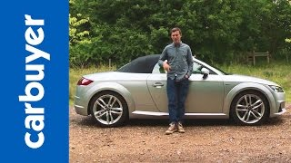 Audi TT Roadster review - Carbuyer