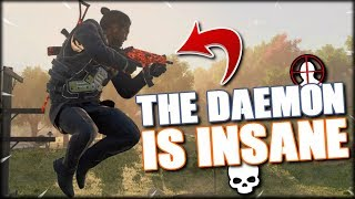 THE DAEMON ABSOLUTELY MELTS PEOPLE RIGHT NOW?! HIGH KIILL COD BLACKOUT SOLO WIN!