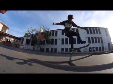 Kento Urano -Prodigy - Dream City Skateboards