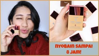 BENEFIT HELLO HAPPY SOFT BLUR FOUNDATION / Review Indonesia