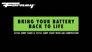 Forney® 52760 & 52765 Jump Start - Features & Benefits