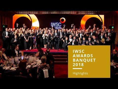 IWSC Awards Banquet 2018 - Highlights