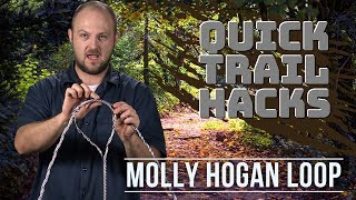 Molly Hogan Loop: Broken Winch Cable Fix   Quick Trail Hack