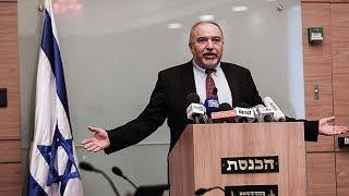 Кто сменит Авигдора Либермана на посту министра обороны? Обсуждение на RTVI