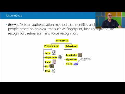 MTA 98-367 - Security Fundamentals 01 - Authentication ... - YouTube