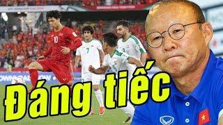 Việt Nam vs Iraq - Rút ra bài học gì sau trận thua đáng tiếc?