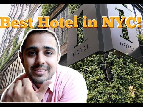Best Hotel in New York City!