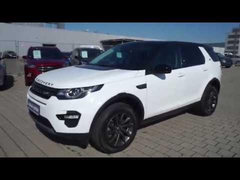 Summit Motors Bratislava- Jazdené vozidlá- Land Rover Discovery Sport